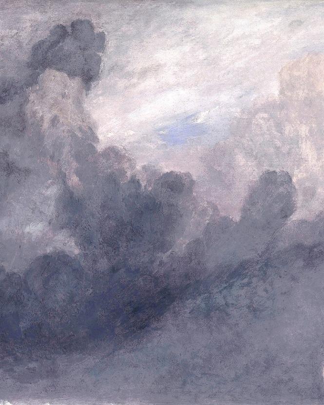 Joseph Mallord William Turner - Port Ruysdael