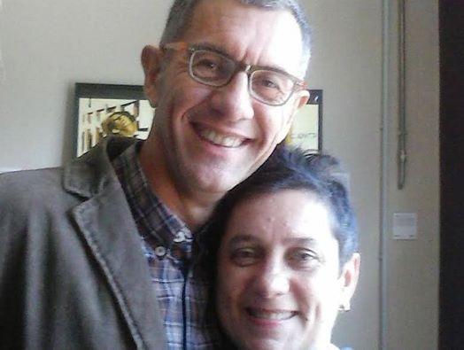 Stefano Colletti e Federica Galetto (Foto di Jacopo)