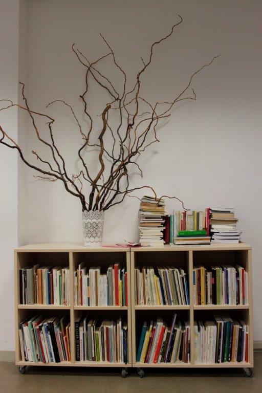 Parte del Fondo librario